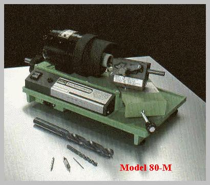 Drill Grinder Model 80M